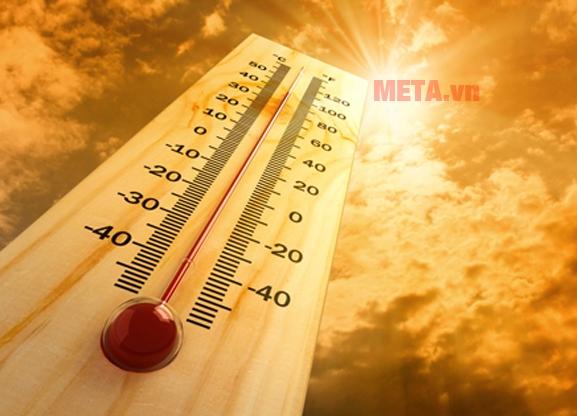 Nhiệt độ luôn duy trì ổn định khiến khách hàng có thể yên tâm khi sử dụng