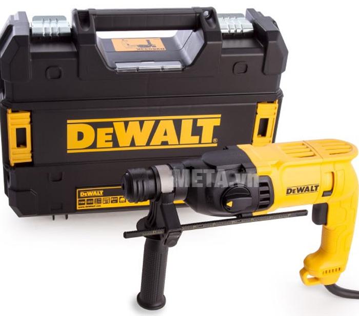 Bộ sản phẩm máy khoan búa Dewalt D25033K