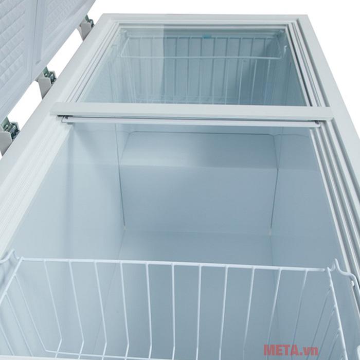 Tủ đông bảo quản thực phẩm đông lạnh