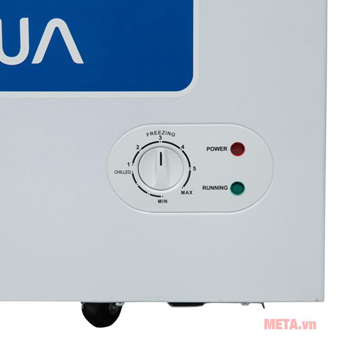 Bảng điều khiển tủ đông