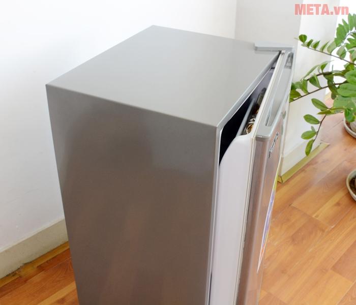 Tủ lạnh Funiki FR-91CD có gioăng cao su giúp đóng chặt tủ, tránh thất thoát nhiệt