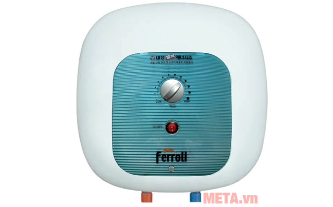 Hình ảnh  bình nóng lạnh Ferroli Cubo thường 30 lít