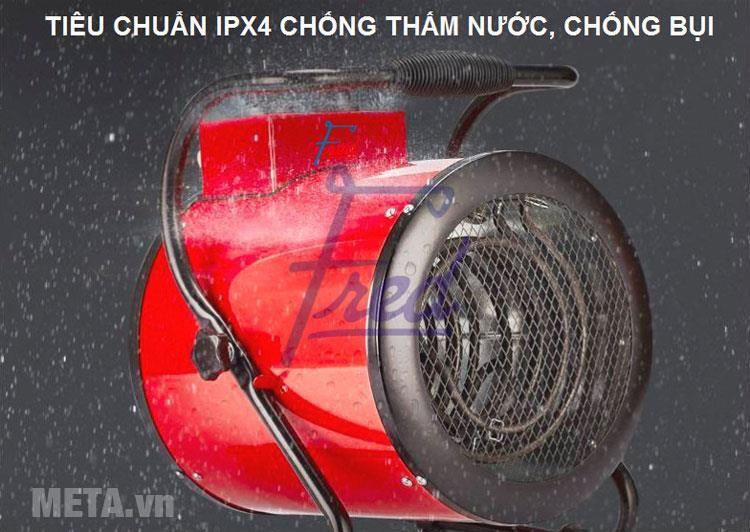 Máy sấy gió nóng công nghiệp