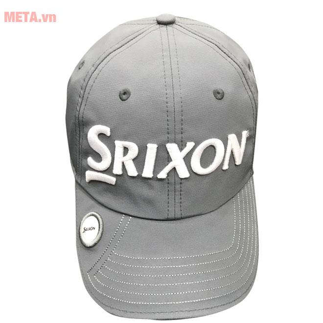 Mũ golf Srixon màu xám