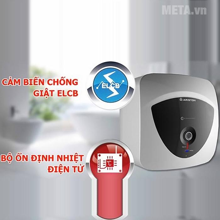 Hệ thống chống giật ELCB đảm bảo an toàn cho người dùng