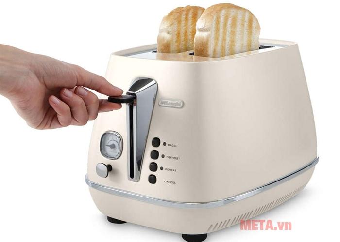 Máy nướng bánh CTI2003.W
