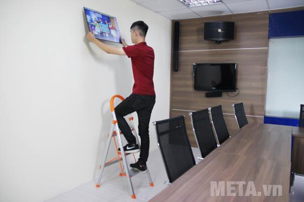 Thang ghế văn phòng