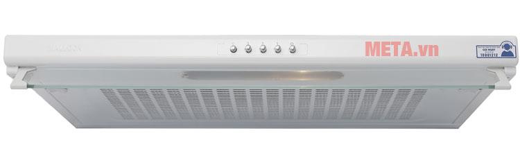 Malloca H107W có thiết kế nhỏ gọn