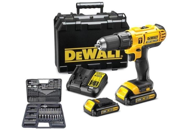 Hình ảnh máy khoan động lực dùng pin Dewalt DCD776C2A