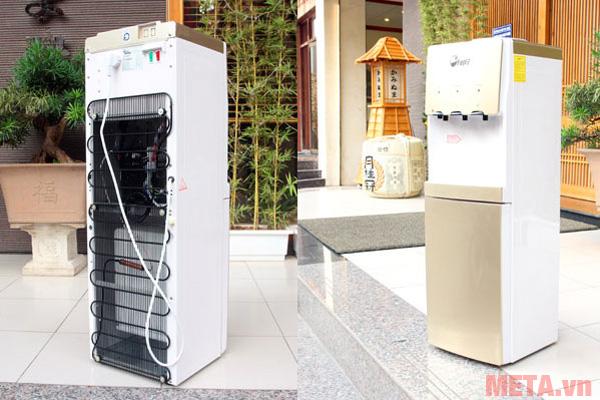 Cây nước nóng lạnh thiết kế không chiếm nhiều diện tích