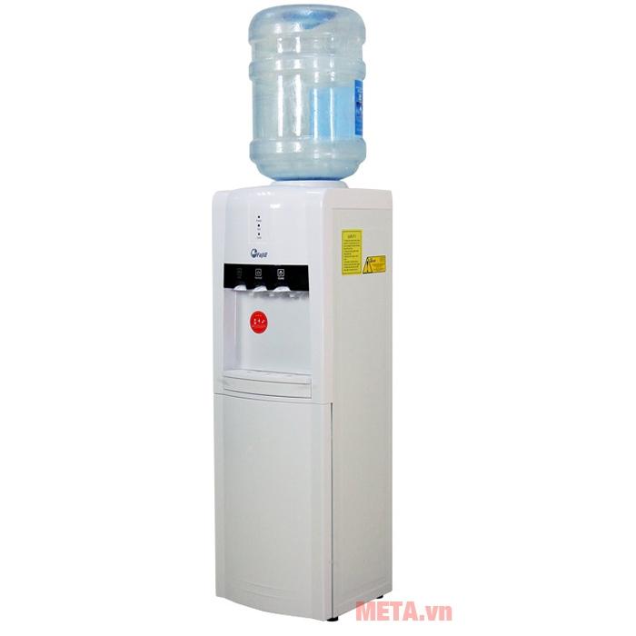 Cây nước nóng lạnh FujiE WD1800C có thiết kế nhỏ gọn