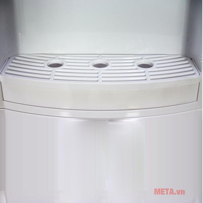 Giá để cốc tiện lợi của cây nước nóng lạnh FujiE