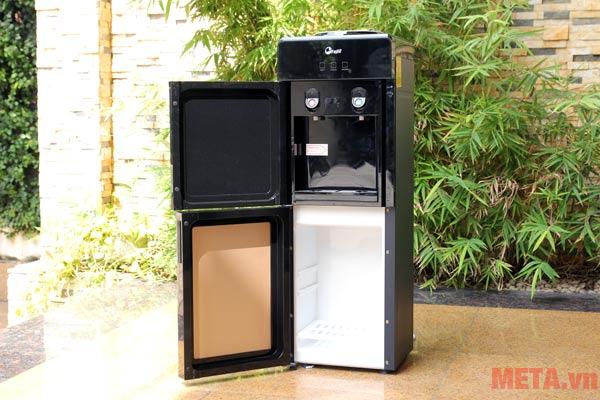 Cây nước nóng lạnh có ngăn tủ bảo quản tiện lợi