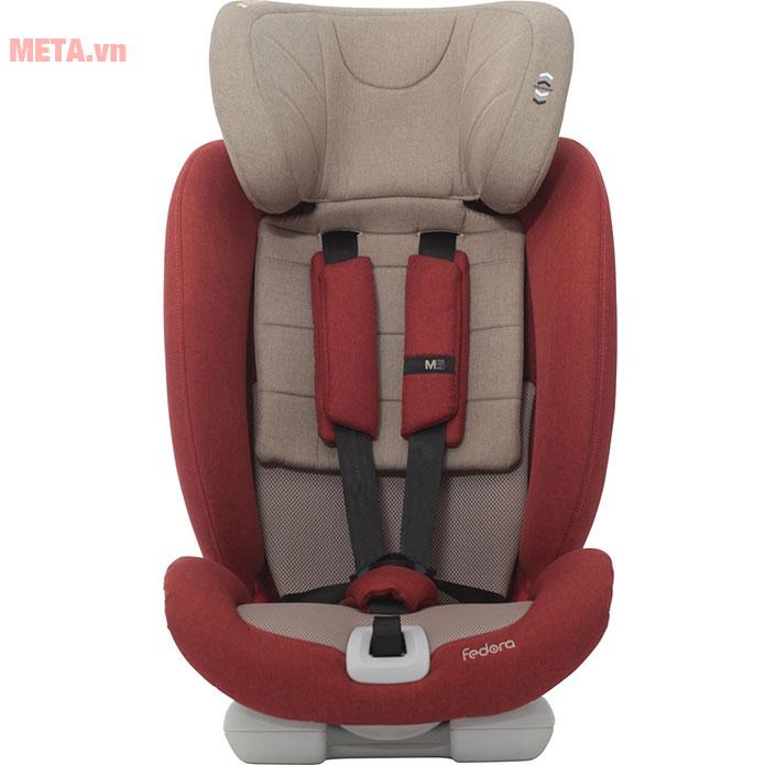 Ghế ngồi ô tô có thiết kế tiện lợi