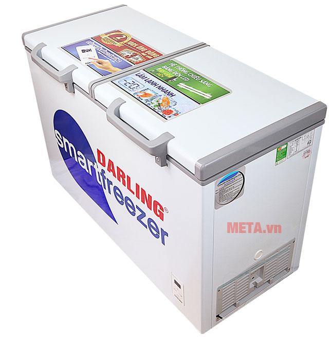 Vỏ tủ làm từ nhựa ABS cao cấp và sang trọng