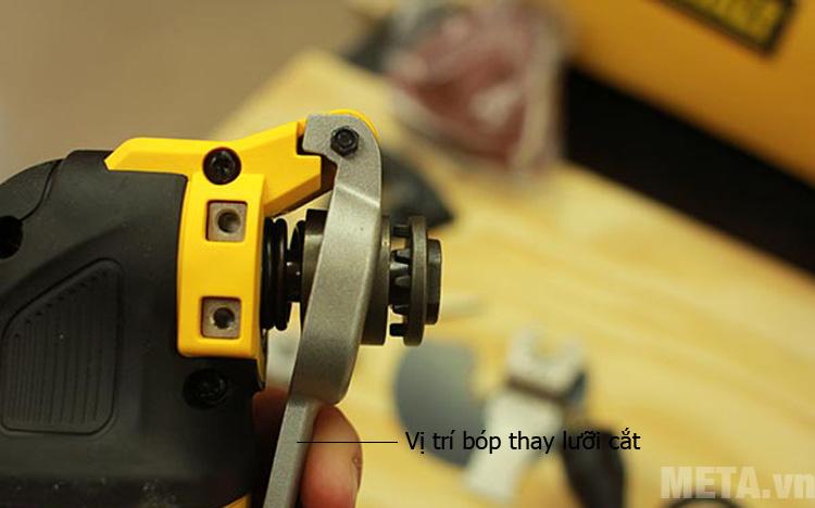 Đầu máy cắt rung