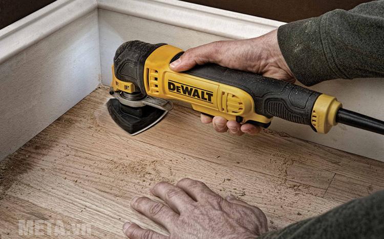 Máy cắt rung chà nhám gỗ