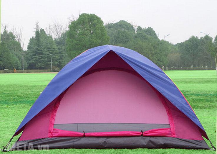 Lều trại có chất liệu cao cấp, chống thấm tốt