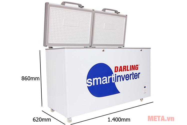 Tủ đông Inverter
