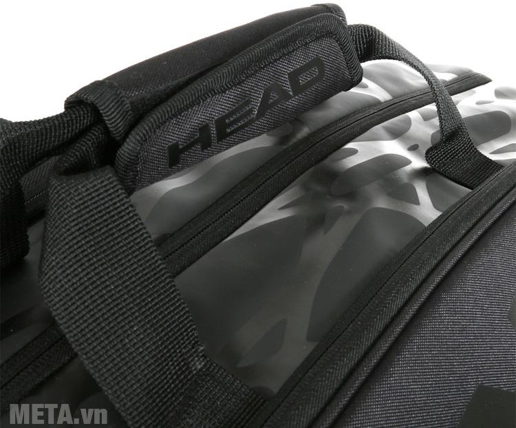 Túi tennis 3 ngăn