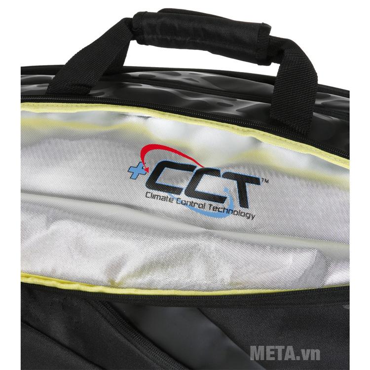 Túi tennis sức chứa 12 vợt