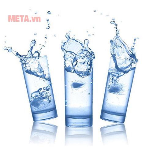 Máy lọc nước Nanometer Silver 9 lõi cho bạn nguồn nước tinh khiết