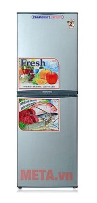 Tủ lạnh Darling có thiết kế hiện đại và sang trọng