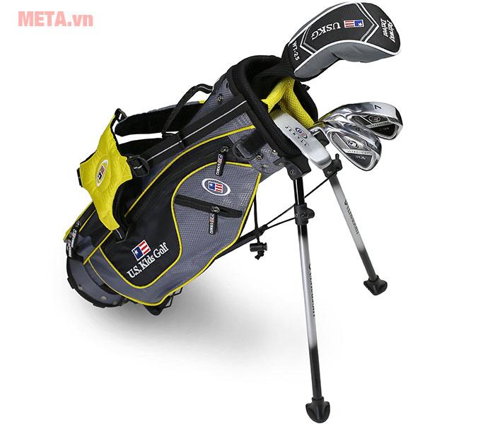 Bộ gậy golf trẻ em US Kids Golf UL42 4 Club
