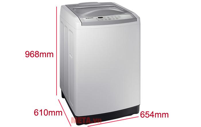WA82M5110SG/SV 8,2kg