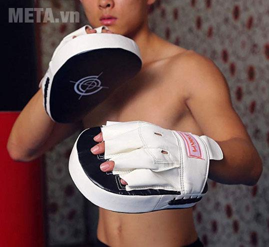 Đích đấm dành cho vận động viên boxing