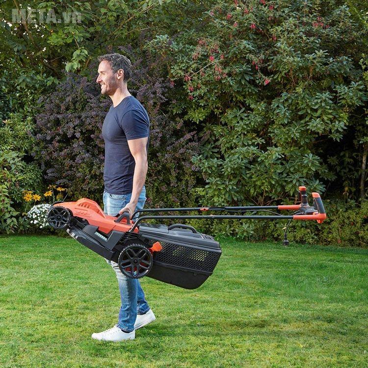 Máy cắt cỏ Black&Decker