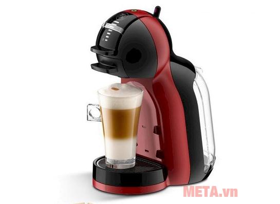 Máy pha cà phê viên nén Capsule Nescafe Dolce Gusto màu đỏ cherry
