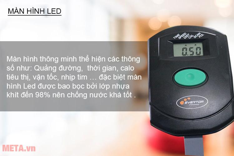 Màn hình LED tiện lợi trong quá trình luyện tập