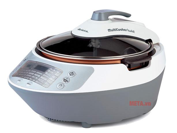 Ariete Multicooker 2945 sở hữu vẻ đẹp hiện đại và sang trọng