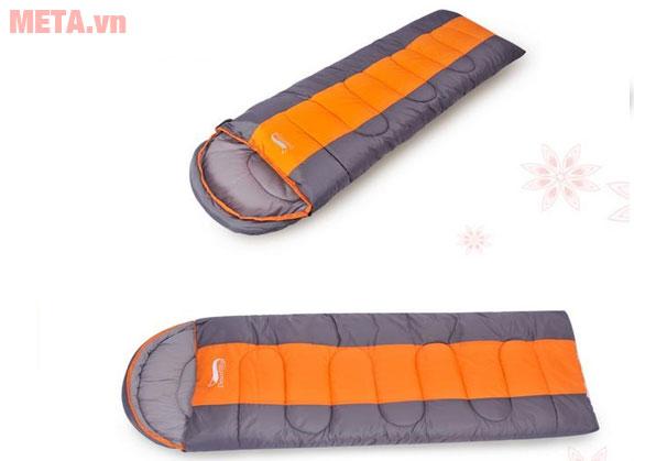 Túi ngủ có chất liệu cao cấp