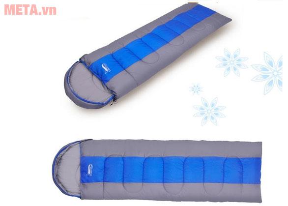 Túi ngủ tạo cảm giác thoải mái