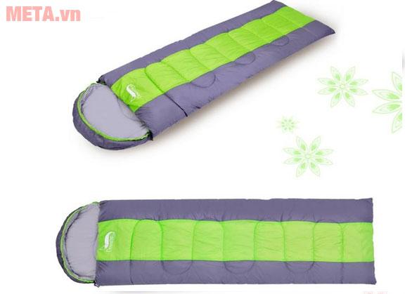 Túi ngủ giúp bạn có những phút giây thoải mái