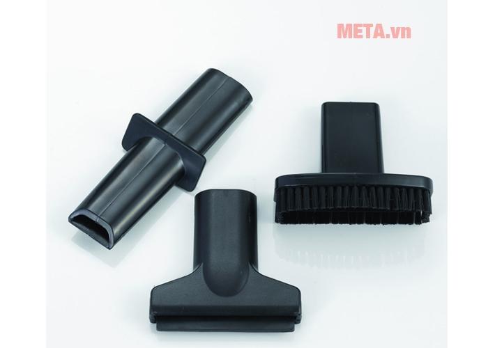 Các đầu hút của máy hút bụi mini Ariete MOD 2474