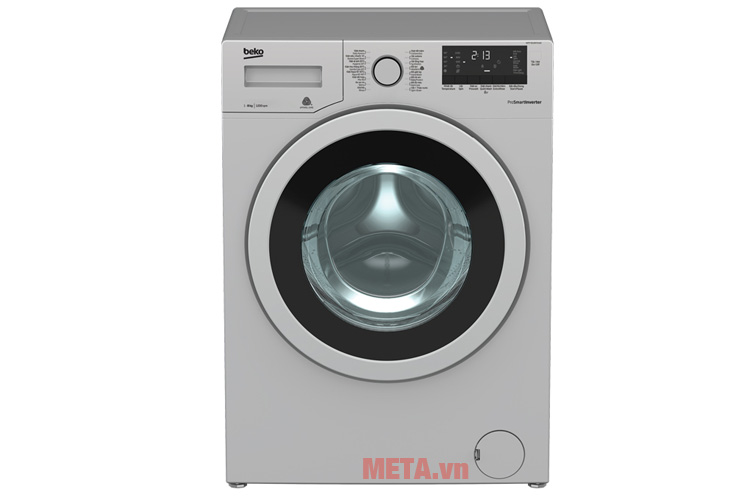 Hình ảnh máy giặt Beko Inverter 8kg WMY 81283 SLB2