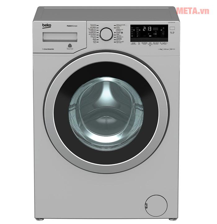 Máy giặt cửa ngang