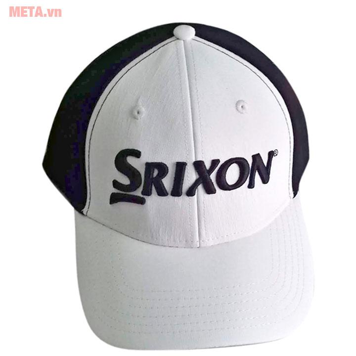 Mũ golf màu đen