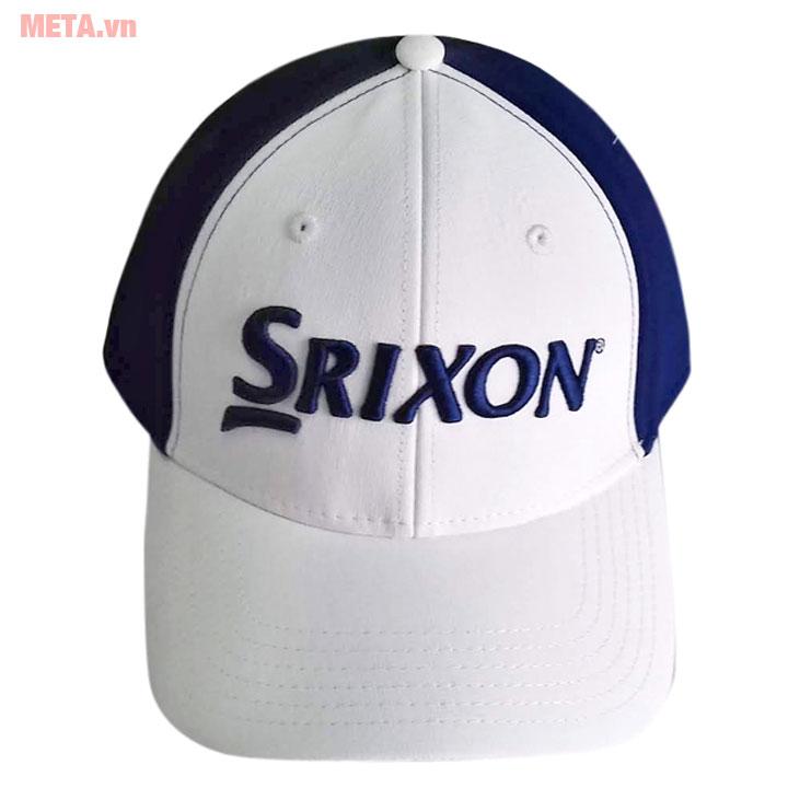 Mũ golf màu navy trắng