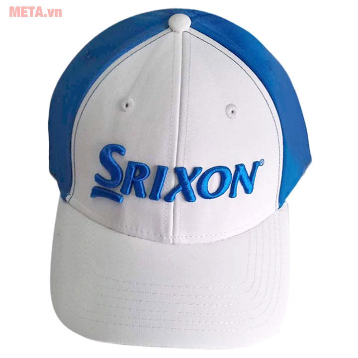 Mũ golf màu xanh dương trắng