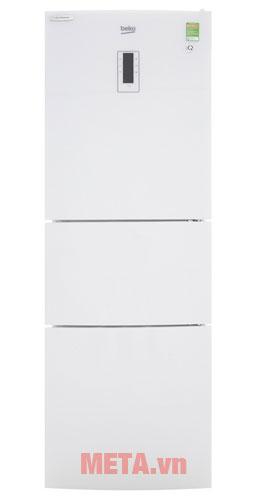 Tủ lạnh Beko Inverter RTNT340E50VZGW