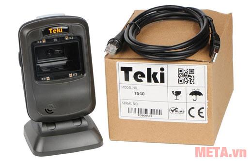 Máy quét mã vạch TEKI TS40