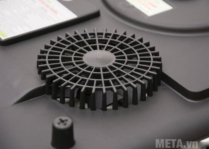 Quạt thông gió của bếp điện từ