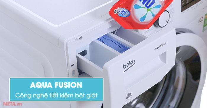 Công nghệ tiết kiệm bột giặt