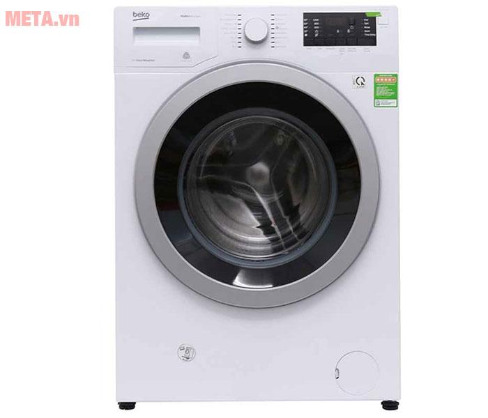 Máy giặt cửa trước Beko inverter WMY81283LB2