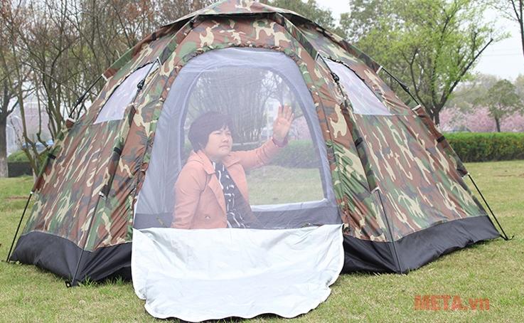 Lều trại 1 lớp