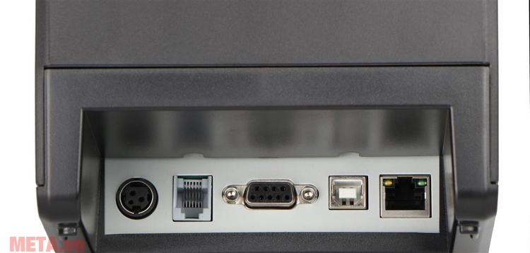 Cổng kết nối với máy in hóa đơn